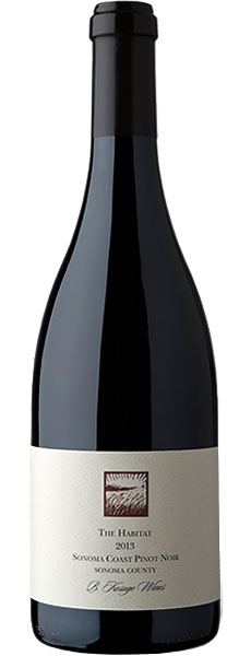 2013 The Habitat Sonoma Coast Pinot Noir
