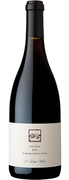 "2014 ""The Shop"" Carneros Pinot Noir"